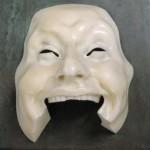 Adolfo Wildt La maschera dell'idiota 1918